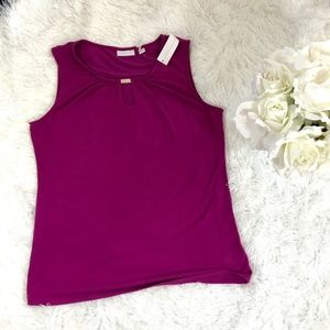 New York company tank top size Large NWT